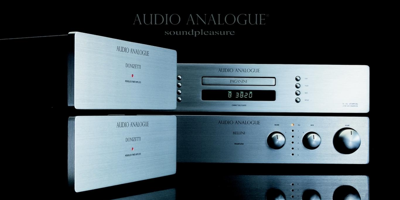 Audio Analogue :: The Brand 2