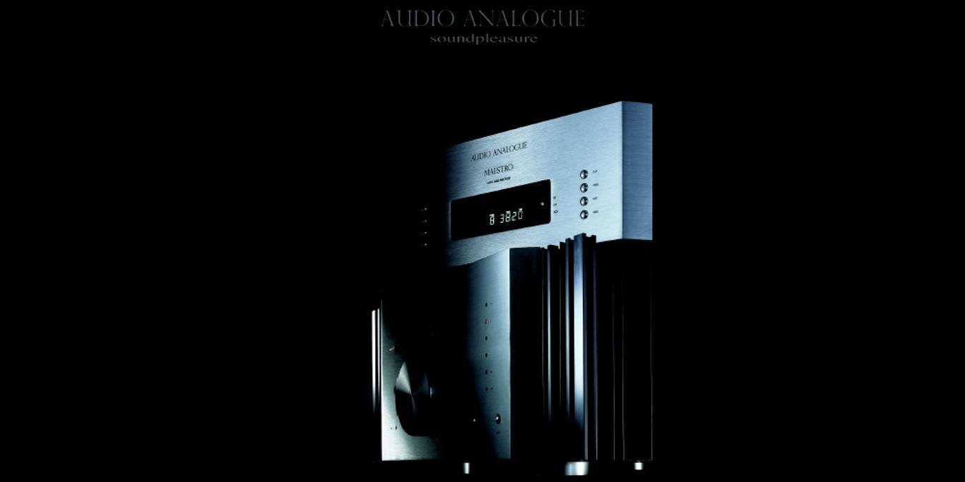 Audio Analogue :: The Brand 3